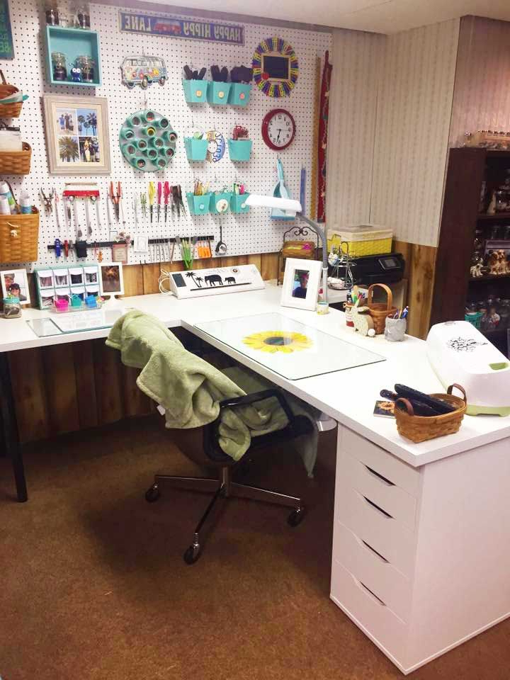 Most Popular Reinert 5 Piece Dining Sets Throughout The Best Ikea Craft Room Tables And Desks Ideas (Gallery 14 of 20)