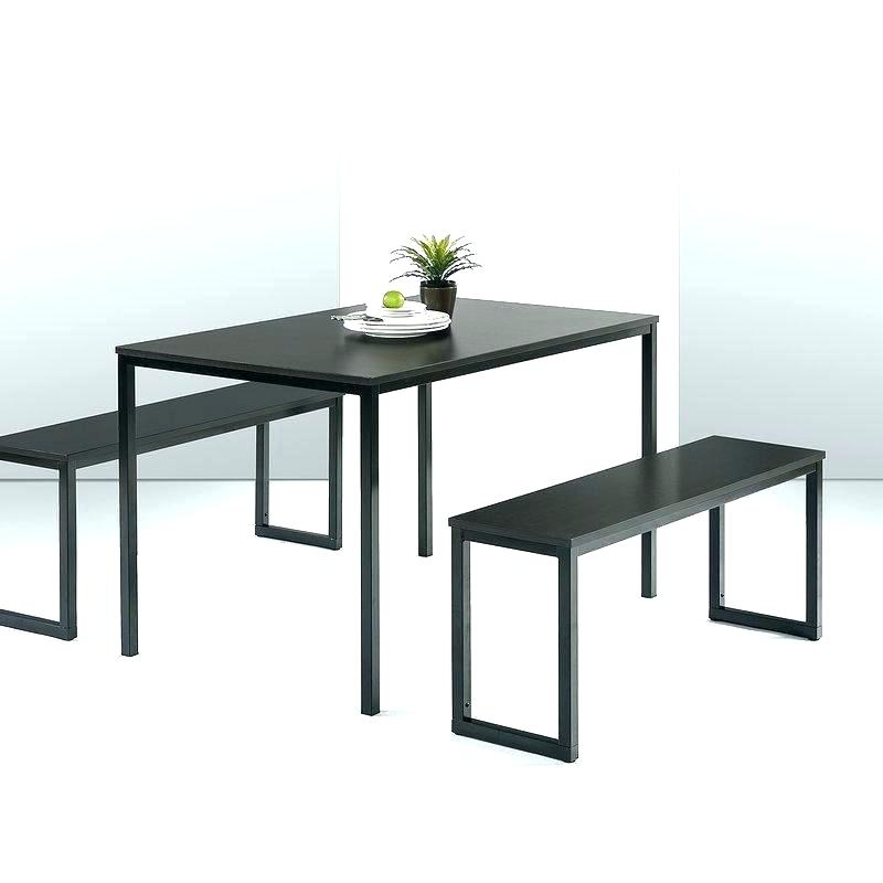 Most Recent Breakfast Nook 3 Piece Dining Set – Momentomagico (View 14 of 20)