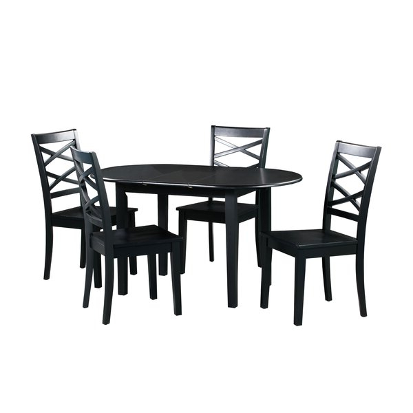 Most Recently Released Cadence 5 Piece Dining Setartistica Home #2 On (View 14 of 20)