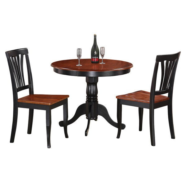 Most Recently Released Shop 3 Piece Kitchen Nook Dining Set Small Kitchen Table And 2 For 3 Piece Breakfast Nook Dinning Set (View 16 of 20)