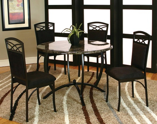 Most Up To Date American Freight Discount Dining Room Setsamericanf Intended For Cargo 5 Piece Dining Sets (View 12 of 20)