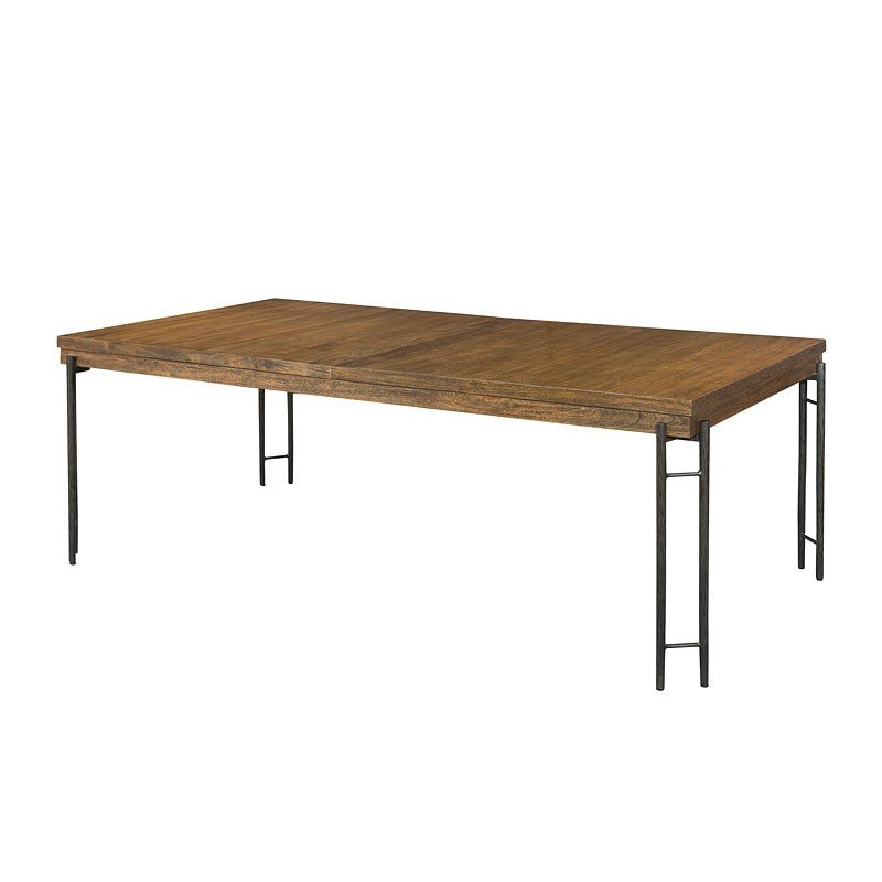 Most Up To Date Bedford Park Rectangular Dining Table Hekman (View 15 of 20)