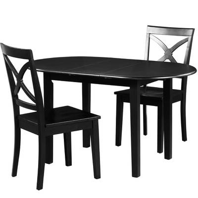 Most Up To Date Red Barrel Studio Osterman 6 Piece Extendable Dining Set (View 8 of 20)