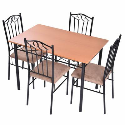 Most Up To Date Williston Forge Kramer 7 Piece Dining Set & Reviews (View 10 of 20)