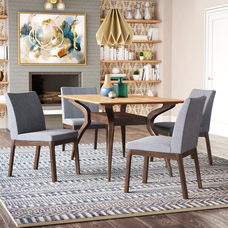 Mukai 5 Piece Dining Sets Inside Widely Used Tunis 5 Piece Dining Set In  (View 9 of 20)