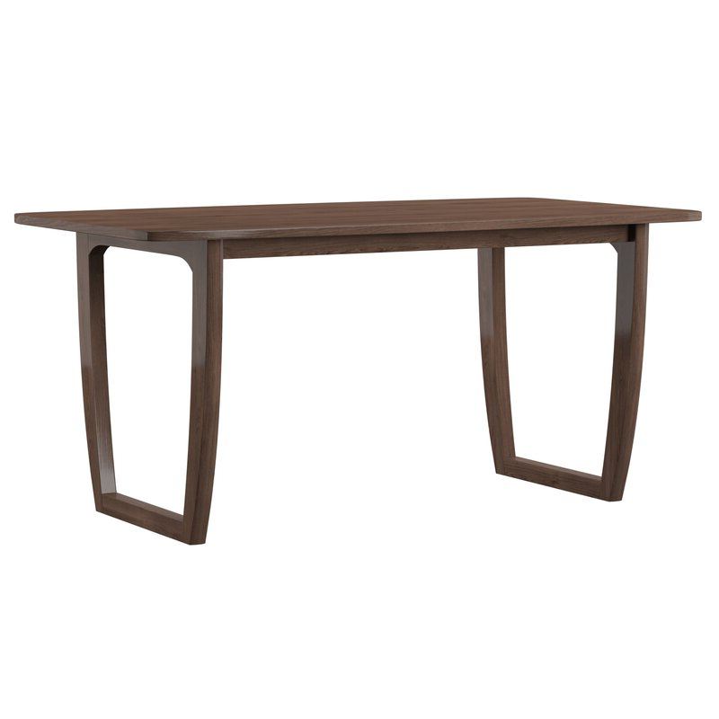 Mukai 5 Piece Dining Sets Intended For Trendy Mukai Dining Table & Reviews (View 10 of 20)