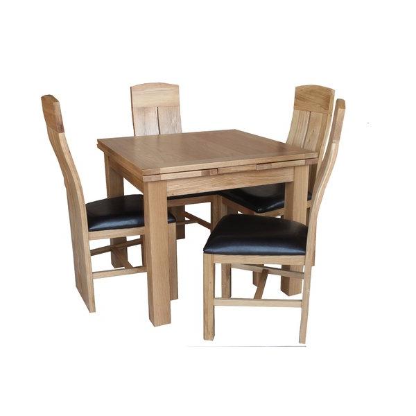 Newest 💯buy Cheap Pecor 5 Piece Dining Setloon Peak Regarding Lamotte 5 Piece Dining Sets (View 7 of 20)