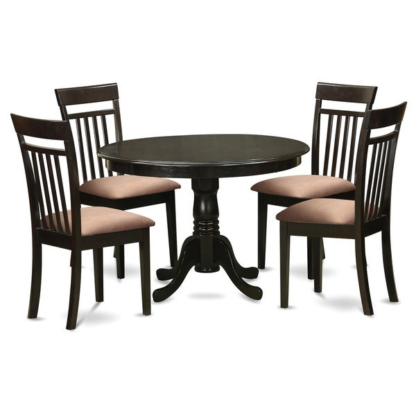 Newest Shop 5 Piece Kitchen Nook Table And 4 Dining Chairs – Free Shipping Pertaining To 5 Piece Breakfast Nook Dining Sets (View 19 of 20)