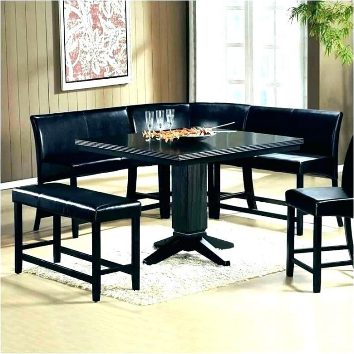 Newest Winsome 3 Piece Counter Height Dining Sets With Engaging Tall Rectangular Table Lamps With Shades Coffee Black (Gallery 20 of 20)
