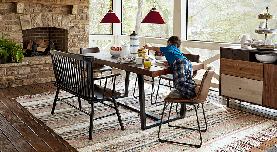 North Reading 5 Piece Dining Table Sets Throughout Current Furniture (Gallery 16 of 20)
