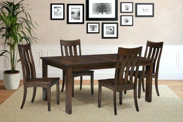 North Reading 5 Piece Dining Table Sets Within Well Known 5 Piece Dining Table – Brandcraft (View 12 of 20)