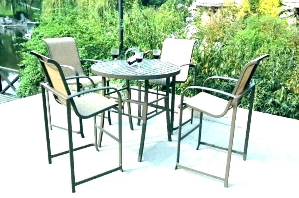 Outdoor High Top Bar Tables – Hotaka (View 12 of 20)