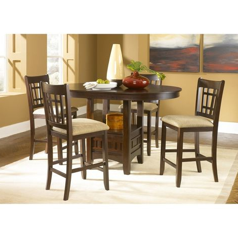 Pattonsburg 5 Piece Dining Sets Within Best And Newest Pinterest (Gallery 8 of 20)