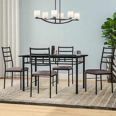 Picclick Inside Kieffer 5 Piece Dining Sets (View 12 of 20)