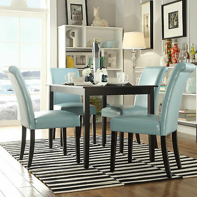 Picclick Throughout Ganya 5 Piece Dining Sets (View 11 of 20)