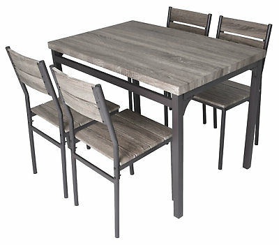 Picclick Throughout Most Up To Date Autberry 5 Piece Dining Sets (View 14 of 20)