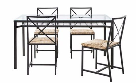 Featured Photo of Queener 5 Piece Dining Sets