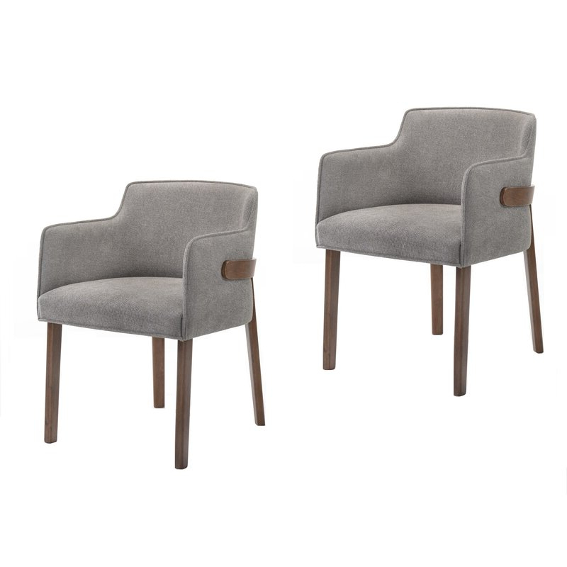 Popular Mukai Upholstered Dining Chair & Reviews (Gallery 11 of 20)