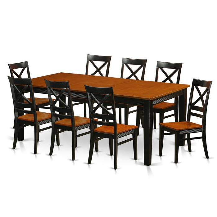 Pratiksha Sonoma 5 Piece Dining Sets Throughout Latest 9 Piece Isaac Dining Set (View 18 of 20)