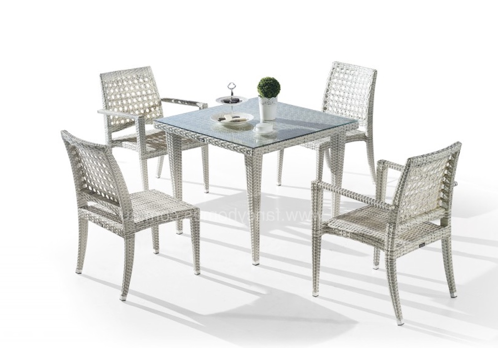 Preferred Favio 5 Pcs Dining Set (Gallery 15 of 20)