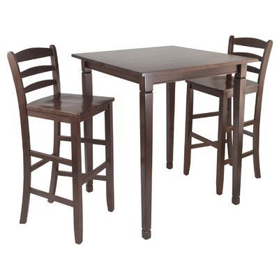 Products In Winsome 3 Piece Counter Height Dining Sets (View 7 of 20)