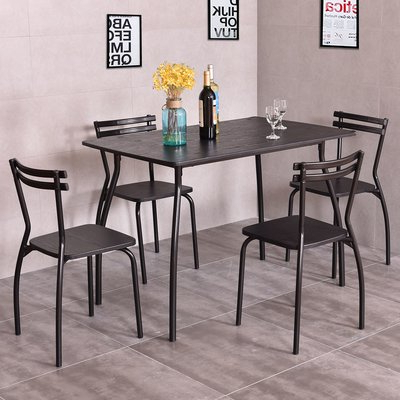 Products Pertaining To Mulvey 5 Piece Dining Sets (View 2 of 20)