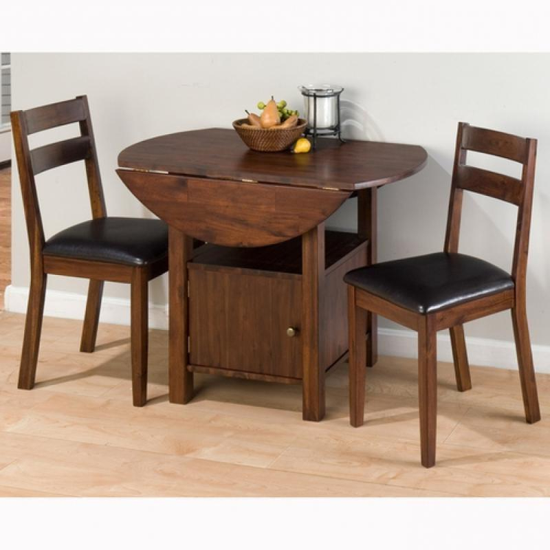 Recent Jofran Dinettes 743 40 Bedford 3 Pc Dining Set (3 Piece) From Don's Throughout Bedfo 3 Piece Dining Sets (Gallery 1 of 20)