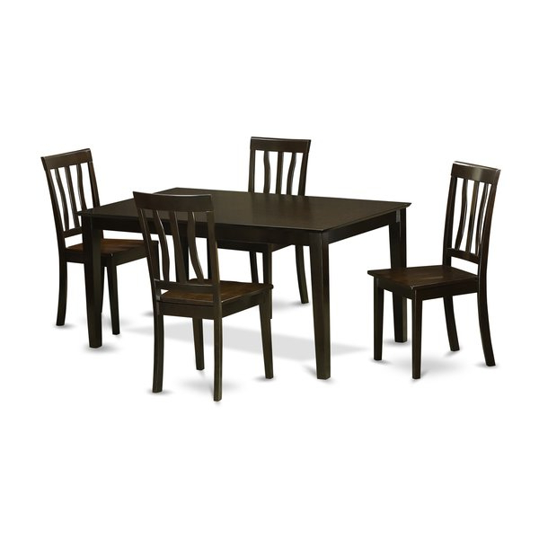 Recent Smyrna 3 Piece Dining Sets Intended For Bargain Smyrna 5 Piece Solid Wood Dining Setcharlton Home Today (View 8 of 20)