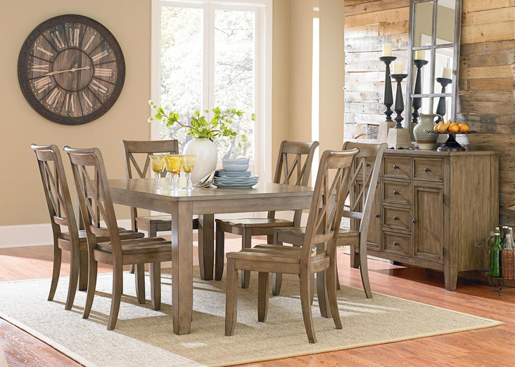 Recent Standard Furniture Vintage Dining Room Collectiondining Rooms Outlet Within Berrios 3 Piece Counter Height Dining Sets (View 17 of 20)