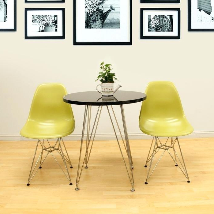 Rossiter 3 Piece Dining Sets Intended For Best And Newest Dining Table Sets Confer 3 Piece Dining Set March 2019 3 Piece (View 13 of 20)