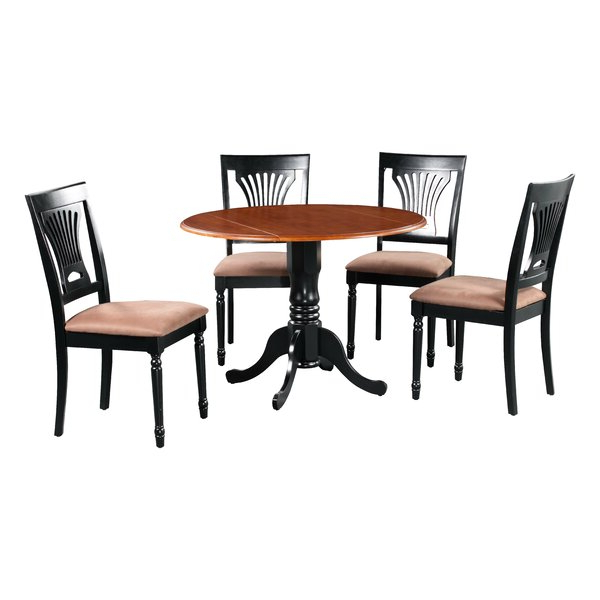 Round Within Recent Miskell 3 Piece Dining Sets (Gallery 12 of 20)
