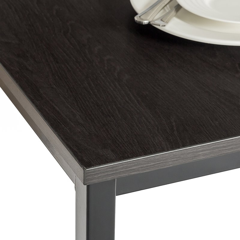 Ryker 3 Piece Dining Sets Within Most Recent Rudder 3 Piece Dining Set & Reviews (View 20 of 20)