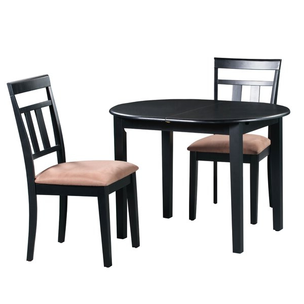 Sunbrella Patio Within West Hill Family Table 3 Piece Dining Sets (Gallery 18 of 20)