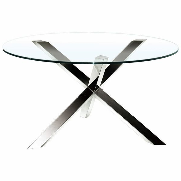 Taulbee 5 Piece Dining Sets Intended For Trendy Orren Ellis Clower Dining Table In  (View 16 of 20)