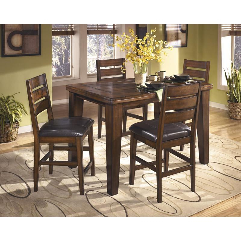 Today Furniture With Regard To Famous Biggs 5 Piece Counter Height Solid Wood Dining Sets (set Of 5) (View 18 of 20)
