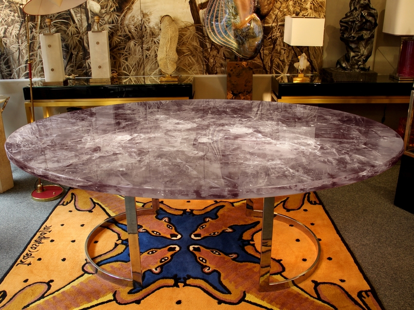 Trendy Cloud Dining Table In Resingilles Charbin With Regard To Giles 3 Piece Dining Sets (Gallery 15 of 20)