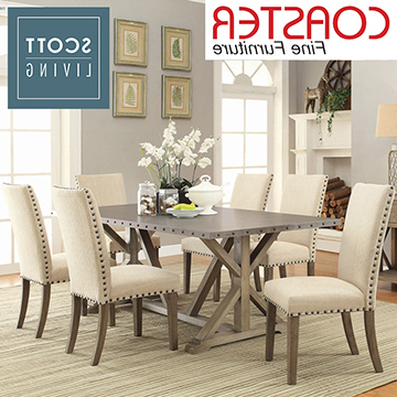 Trendy North Reading 5 Piece Dining Table Sets Inside Dining Room Furniture (View 19 of 20)