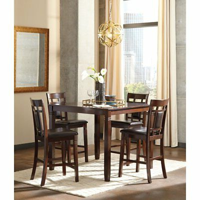 Trendy Winsome 3 Piece Counter Height Dining Sets With Regard To Winsome Trading Parkland 3 Piece Counter Height Dining Table Set (View 10 of 20)