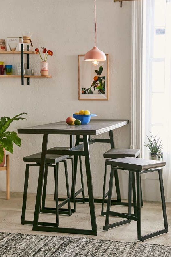 Twenty Dining Tables That Work Great In Small Spaces (View 13 of 20)