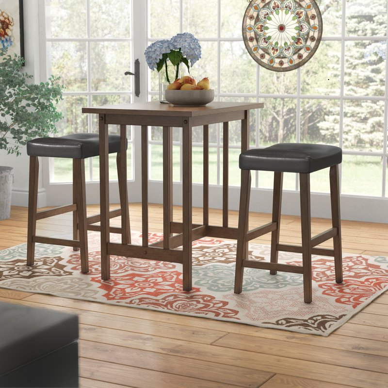Featured Photo of Hood Canal 3 Piece Dining Sets