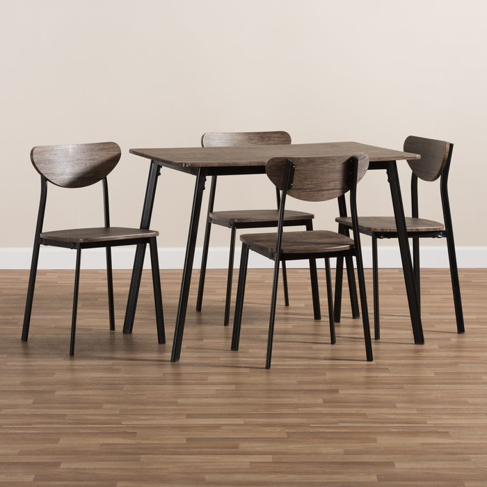 Wayfair.ca Within Most Recently Released Tejeda 5 Piece Dining Sets (Gallery 2 of 20)