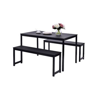 Wayfair For Newest Chelmsford 3 Piece Dining Sets (View 17 of 20)