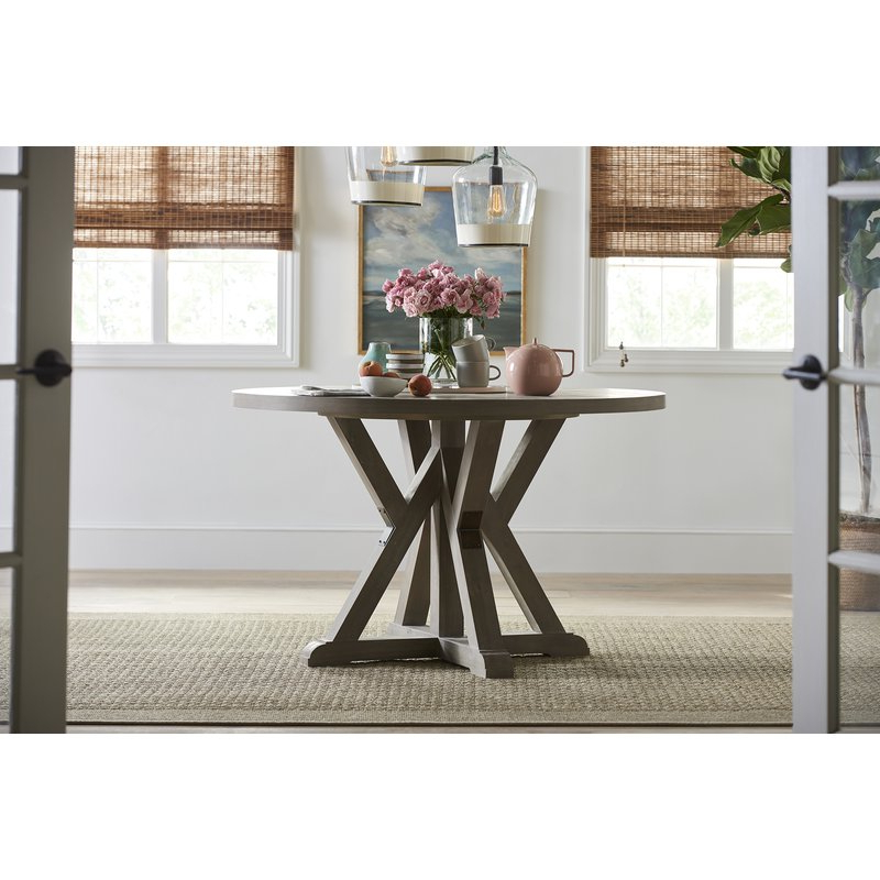 Wayfair In Well Liked Saintcroix 3 Piece Dining Sets (View 7 of 20)