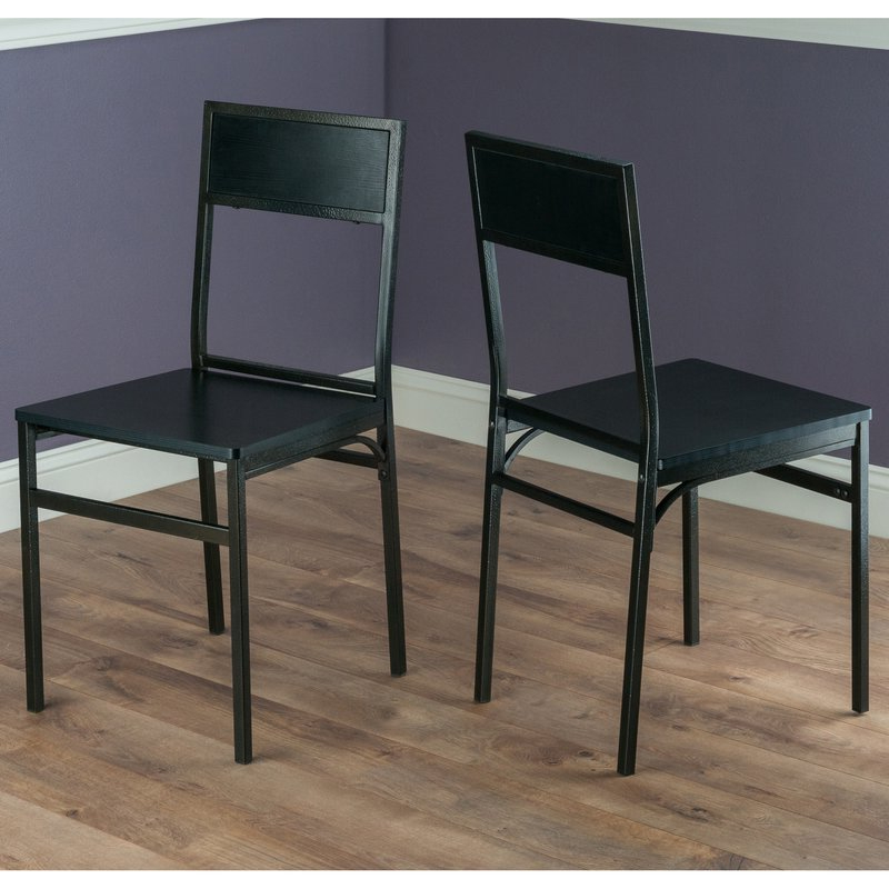 Wayfair Inside Widely Used Springfield 3 Piece Dining Sets (Gallery 7 of 20)