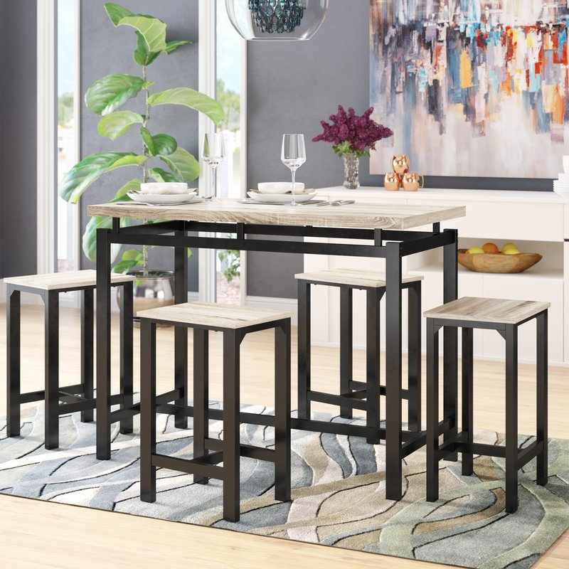 Wayfair Pertaining To Weatherholt Dining Tables (View 15 of 20)