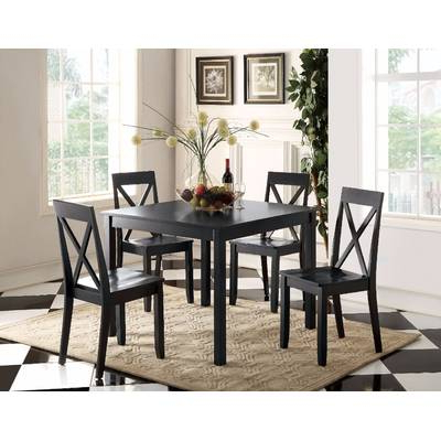 Wayfair Throughout Popular Osterman 6 Piece Extendable Dining Sets (Set Of 6) (Gallery 8 of 20)