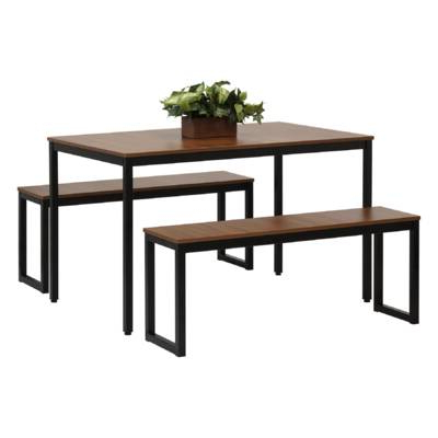 Wayfair Throughout West Hill Family Table 3 Piece Dining Sets (Gallery 2 of 20)