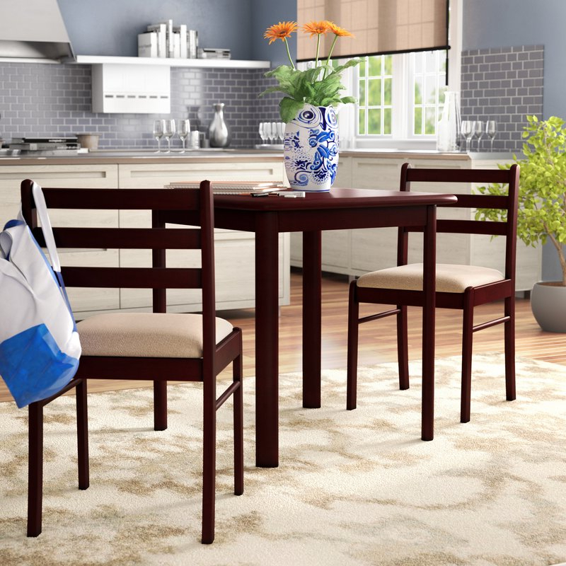 Featured Photo of Kinsler 3 Piece Bistro Sets