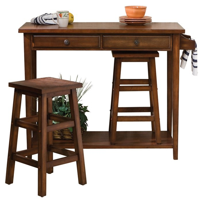 Wayfair With Regard To Lonon 3 Piece Dining Sets (View 5 of 20)