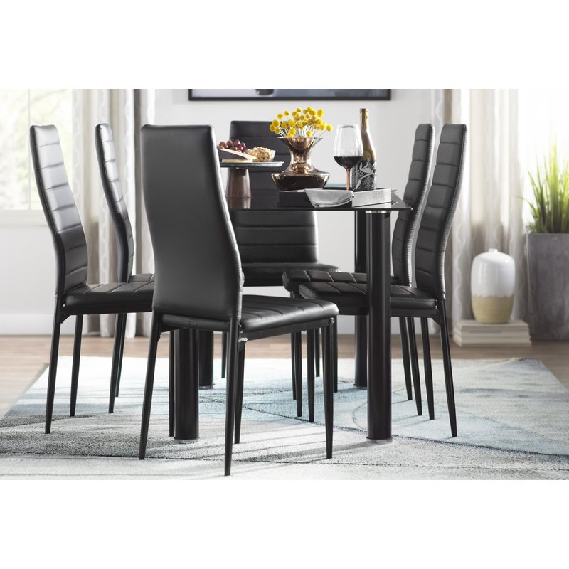 Wayfair Within Current Reinert 5 Piece Dining Sets (View 4 of 20)